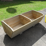 Large Bevel Planter Box